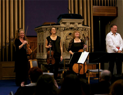 The Britten Oboe Quartet